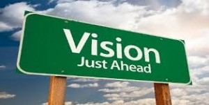 vision just ahead