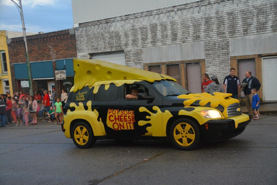 cheeze car